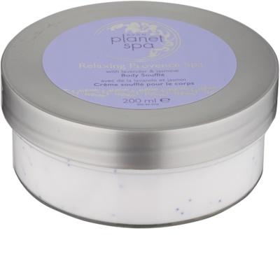 Avon Planet Spa Provence Lavender зволожуючий крем для тіла з лавандою