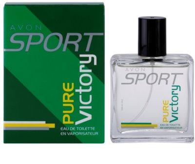 Avon Sport Pure Victory Eau de Toilette pentru barbati