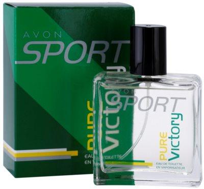 Avon Sport Pure Victory Eau de Toilette pentru barbati 1