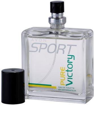 Avon Sport Pure Victory Eau de Toilette pentru barbati 3