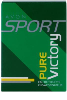 Avon Sport Pure Victory Eau de Toilette pentru barbati 4