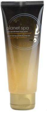 Avon Planet Spa Luxury Spa mascarilla reparadora facial peel-off de lujo con extracto de caviar negro 4