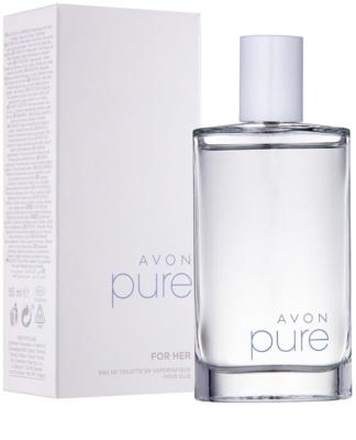 Avon Pure туалетна вода для жінок 1