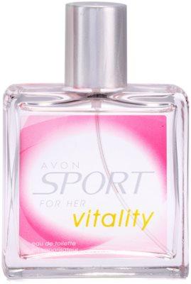 Avon Sport Vitality Eau de Toilette para mulheres 2