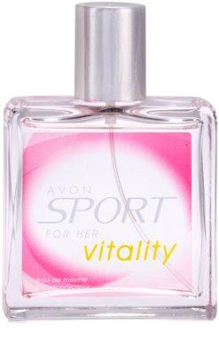 Avon Sport Vitality eau de toilette nőknek 2