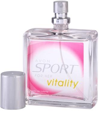 Avon Sport Vitality Eau de Toilette para mulheres 3