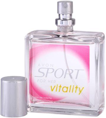 Avon Sport Vitality eau de toilette nőknek 3