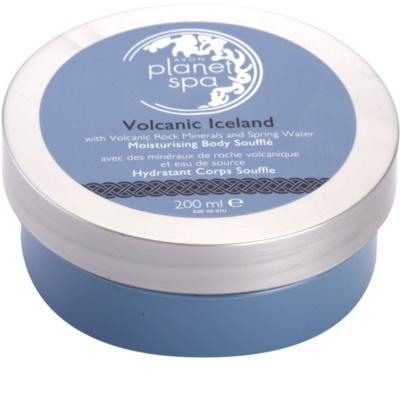 Avon Planet Spa Volcanic Iceland хидратиращ крем за тяло с вулканични минерали и изворна вода