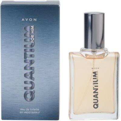 Avon Quantium for Him Eau de Toilette pentru barbati