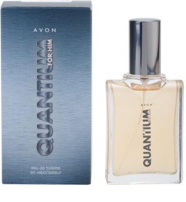 Avon Quantium for Him woda toaletowa dla mężczyzn