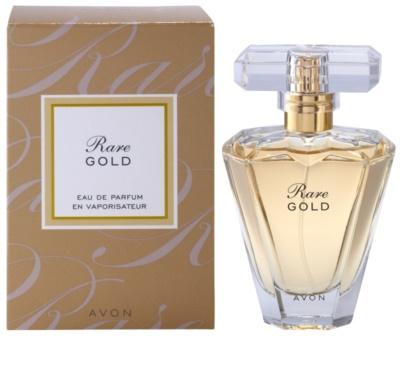 Avon Rare Gold eau de parfum nőknek