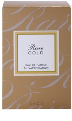 Avon Rare Gold Eau de Parfum für Damen 4