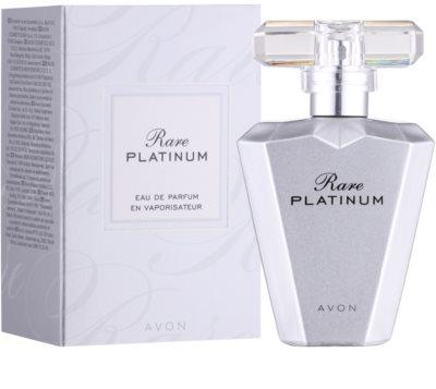 Avon Rare Platinum парфумована вода для жінок 1
