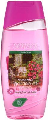 Avon Senses Romantic Garden Of Eden gel de duche hidratante