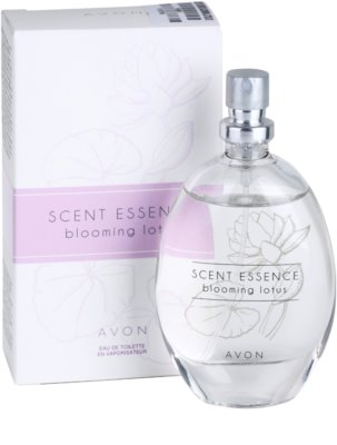 Avon Scent Essence Blooming Lotuse туалетна вода для жінок 1