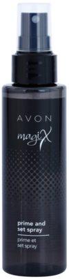 Avon Magix фіксуючий спрей-основа для макіяжу 2в1