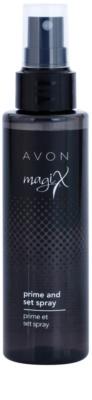 Avon Magix prebase y fijador de maquillaje en spray 2 en 1