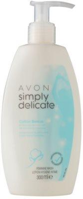 Avon Simply Delicate sprchový gél na intímnu hygienu