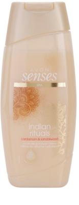 Avon Senses Indian Rituals feuchtigkeitsspendende Duschcreme
