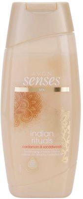 Avon Senses Indian Rituals hydratační sprchový krém