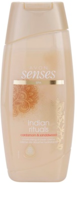 Avon Senses Indian Rituals хидратиращ душ крем