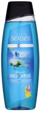 Avon Senses Brazil Waterfall гель для душу
