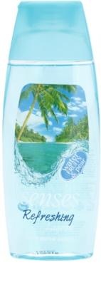 Avon Senses Lagoon Clean and Refreshing osvěžující sprchový gel