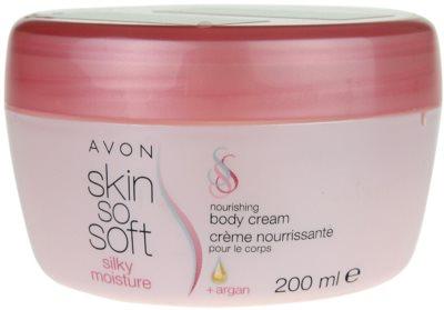 Avon Skin So Soft Silky Moisture creme corporal