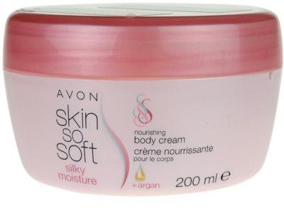 Avon Skin So Soft Silky Moisture krema za telo
