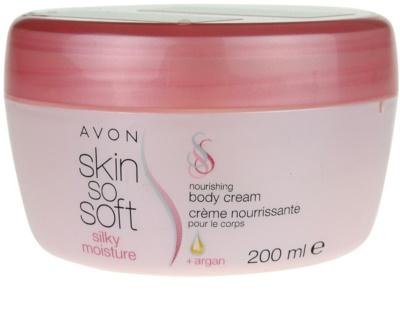 Avon Skin So Soft Silky Moisture telový krém
