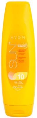 Avon Sun hydratační mléko na opalování SPF 10