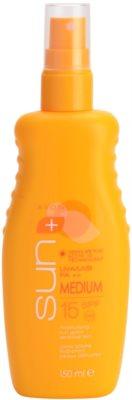 Avon Sun leche solar hidratante SPF 15
