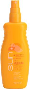 Avon Sun hydratisierende Sonnenmilch SPF 15 1