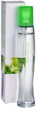 Avon Summer White Bright Eau de Toilette para mulheres 1
