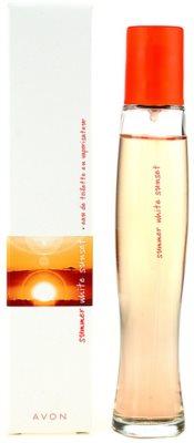 Avon Summer White Sunset Eau de Toilette für Damen