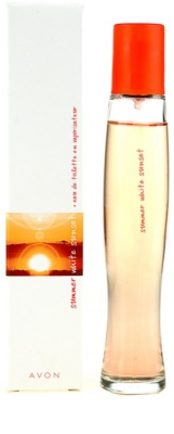 Avon Summer White Sunset eau de toilette para mujer