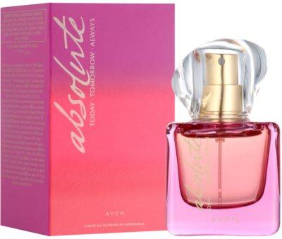 Avon Today Tomorrow Always Absolute parfémovaná voda pro ženy 1