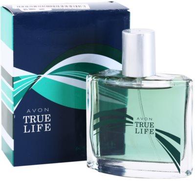 Avon True Life toaletní voda pro muže 1