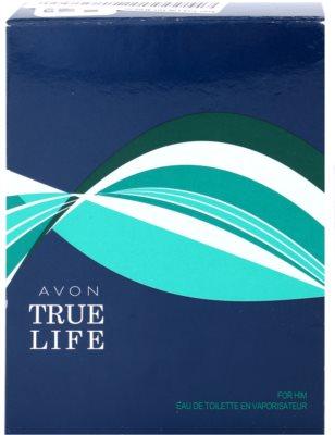 Avon True Life eau de toilette férfiaknak 4