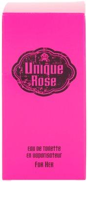 Avon Unique Rose Eau de Toilette para mulheres 4