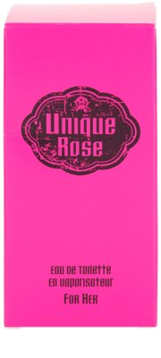 Avon Unique Rose туалетна вода для жінок 4