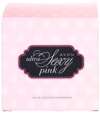 Avon Ultra Sexy Pink toaletní voda pro ženy 3