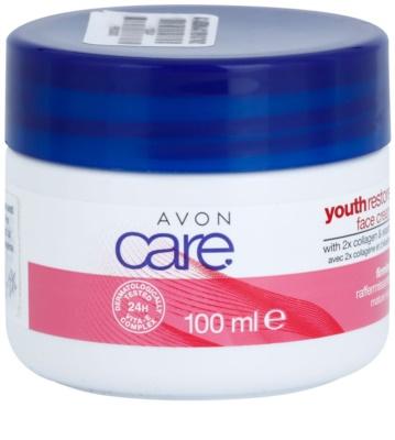 Avon Youth Restore зміцнюючий крем з колагеном
