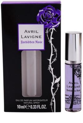 Avril Lavigne Forbidden Rose parfémovaná voda pro ženy