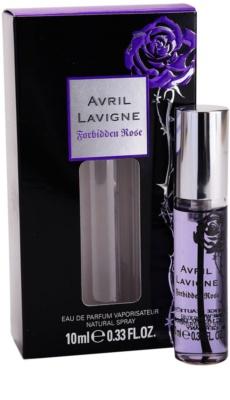 Avril Lavigne Forbidden Rose parfémovaná voda pro ženy 1
