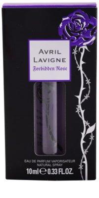 Avril Lavigne Forbidden Rose parfémovaná voda pro ženy 4
