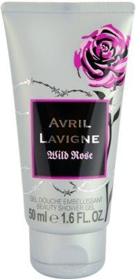 Avril Lavigne Wild Rose sprchový gél tester pre ženy