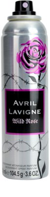 Avril Lavigne Wild Rose Deo Spray for Women 1