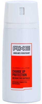 Axe Adrenaline deodorant Spray para homens