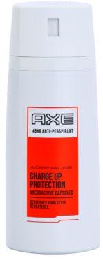 Axe Adrenaline дезодорант-спрей для чоловіків